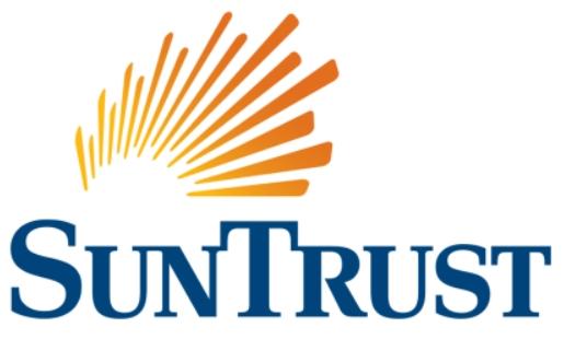 SunTrust Credit Card Logo