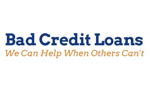 bad credit loans logo