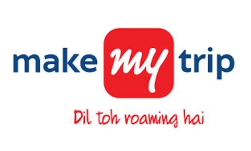 make my trip logo